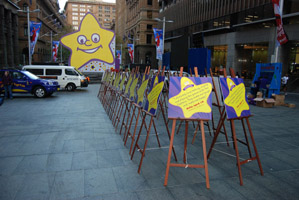 Starlight Foundation Day 6th May 2011